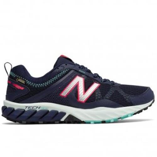 New Balance 女鞋 慢跑 越野 透氣 輕量 回彈 網布 藍【運動世界】WT610GX5