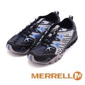 MERRELL CAPRA RAPID男水陸兩棲鞋 男鞋-灰藍