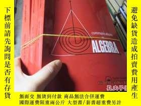 二手書博民逛書店communications罕見in algebra 2014