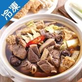 【超值組】熱銷饗城紅燒羊肉爐5入(1200G/份)【愛買冷凍】