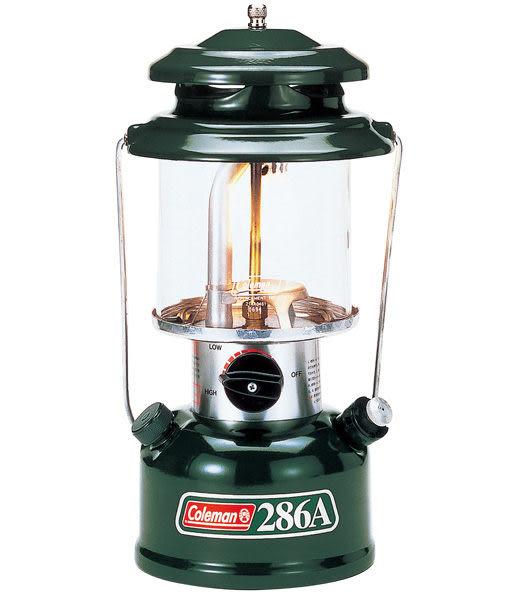 Coleman 美國 286汽化中單燈 CM-0286JM000 氣化燈 露營燈 OUTDOOR【易遨遊戶外用品】