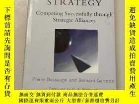 二手書博民逛書店Cooperative罕見Strategy: Competing Successfully Through Str