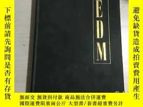 二手書博民逛書店ENCYCLOPEDIC罕見DICTIONARY OF MATH