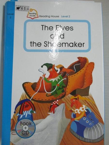【書寶二手書T1/語言學習_I9S】The Elves and the Shoemaker