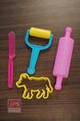[巨倫] 黏土工具組