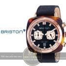 BRISTON法國精品時尚品牌Clubmaster Sport軍風前衛設計腕錶15142.PRA.TS.1.LSB公司貨