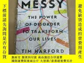 二手書博民逛書店Messy:罕見The Power of Disorder to
