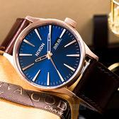 NIXON SENTRY LEATHER 簡約時尚皮革腕錶 A105-2867 熱賣中!