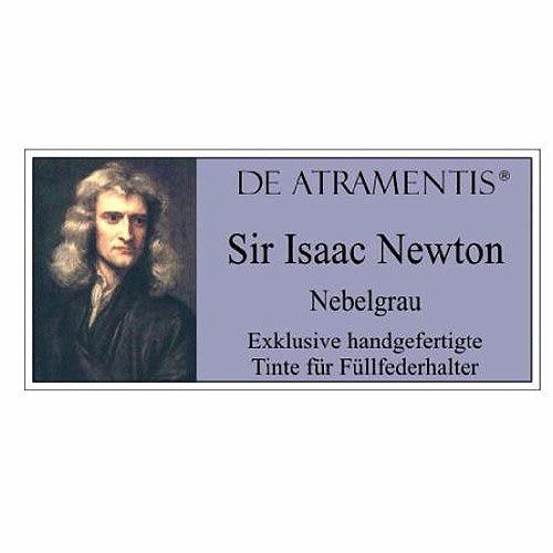 JANSEN文學家系列手工墨水(藍灰)牛頓_須預訂*1110