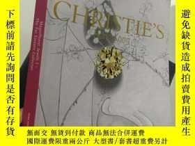 二手書博民逛書店Christie s罕見: Magnificent Jewels