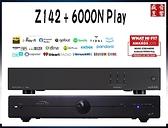 『門市有現貨』Audiolab 6000N Play 無線串流播放器 + MYRYAD Z142 綜合擴大機 - 公司貨