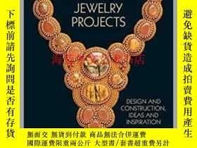 二手書博民逛書店Bead罕見Embroidery Jewelry Project
