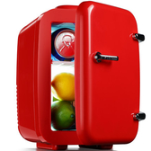 車載冰箱 車載迷你冰箱小型家租房用宿舍胰島素冷藏單人化妝品儲奶 朵拉朵YC