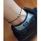 藏銀xin純手工制做男女可拉伸款腳?韓版時尚炫酷百搭精品禮 居享優品