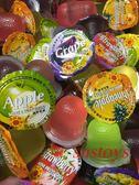 sns 古早味 懷舊零食 糖果 散裝 四季果凍 果凍 綜合口味 600公克 約±35個