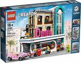 樂高積木 10260 2018年 新街景 美式餐廳 ( LEGO CREATOR )