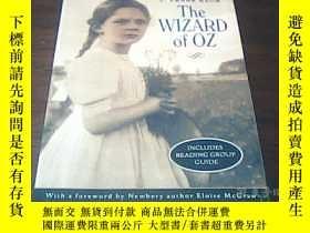 二手書博民逛書店THE罕見WIZARD OF OZY14502 L.Frank