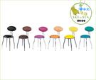 {{ 海中天時尚傢俱 }} C10  摩登時尚 餐椅系列 497-13  軒尼斯餐椅/電鍍腳