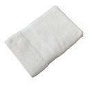 葡萄牙進口毛巾40x70cm 素色白