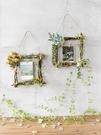 掛墻相冊創意相框掛墻組合套裝田園照片框客廳臥室森繫 俏女孩