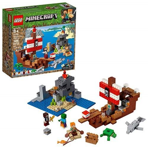 LEGO 樂高  21152 The Pirate Ship Adventure