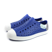 native JEFFERSON BLOCK 休閒鞋 洞洞鞋 藍色 男女鞋 11100102-8775 no883
