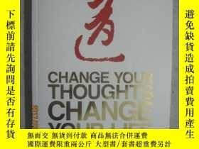 二手書博民逛書店Change罕見Your Thoughts - Change Y