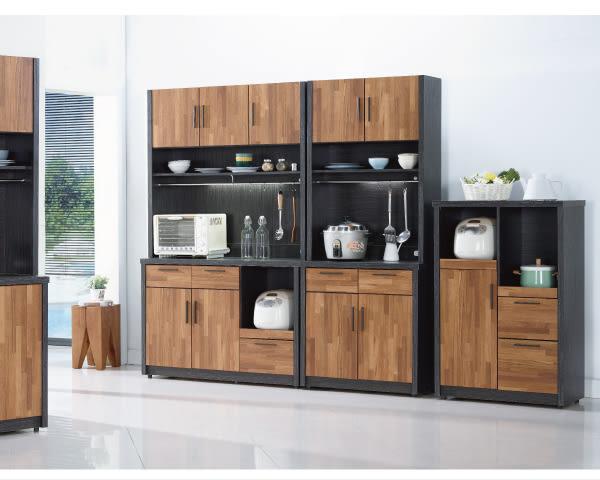 【YUDA】尚恩 2.7尺 雙色 收納櫃 J8F 412-5