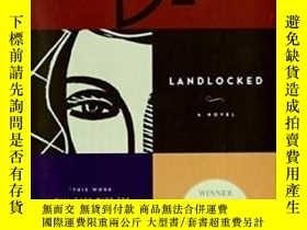 二手書博民逛書店Landlocked罕見(the Children Of Violence, Book 4)Y364682 D