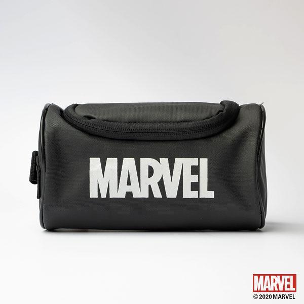 MARVEL漫威運動用品 運動盥洗包 經典logo設計 [M19351501]