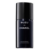 CHANEL 香奈兒 BLEU DE 藍色男性體香噴霧 (身體香氛)100ml《小婷子》