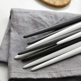 日料餐具 北歐樹脂西餐餐具 筷子合金