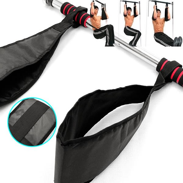 室內門框單槓輔助托帶拖帶.懸掛式門上單槓托帶.ab straps健身運動用品.推薦哪裡買專賣店TRX-1