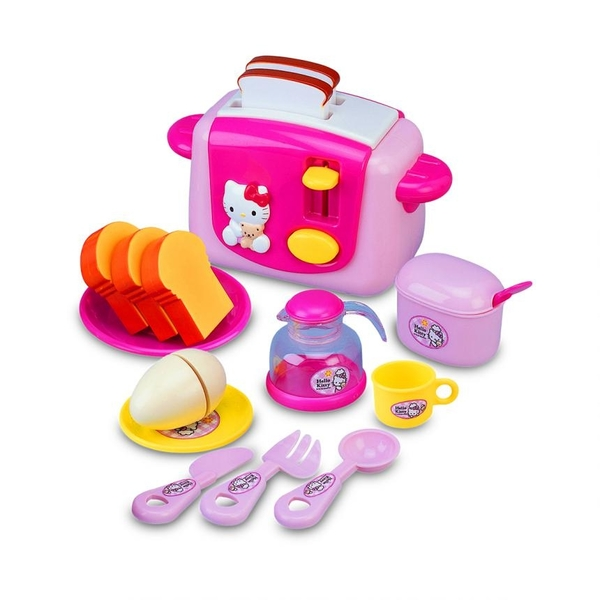 Hello Kitty -KT 烤麵包機 520元