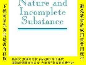 二手書博民逛書店Aristotle罕見On Nature And Incomplete SubstanceY255562 Sh