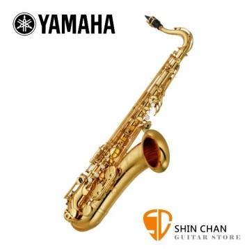 【次中音薩克斯風】【YAMAHA YTS-480】【TENOR SAX】【YTS480】 【附原廠攜行盒/印尼製】