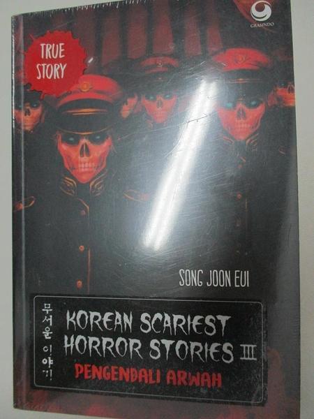【書寶二手書T1/原文小說_H56】Korean Scariest Horror Stories III-Pengendali Arwah