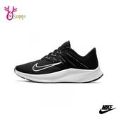 NIKE慢跑鞋 女鞋 運動鞋 跑步鞋 路跑 長跑 訓練鞋 QUEST 3 Q7041#黑色◆OSOME奧森鞋業
