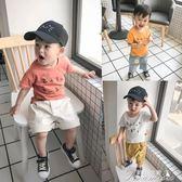 男童T恤 寶寶T恤新款韓版男童短袖1夏裝2兒童半袖3打底衫4小童上衣5歲  新年下殺