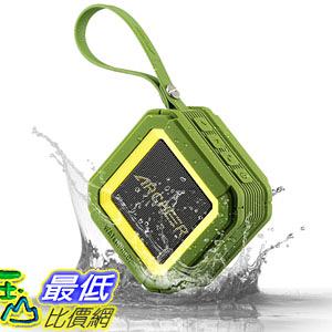 [106美國直購] 防水喇叭 Archeer A106 Outdoor Portable Speakers with Microphone Powerful 5W