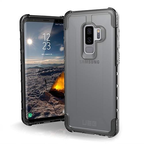 【美國代購】UAG專為三星Galaxy S9 Plus設計 軍用摔落測試手機殼 銀色
