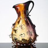 玻璃花瓶-現代時尚藝術品歐式居家擺件72ah14[時尚巴黎]
