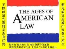 二手書博民逛書店The罕見Ages Of American LawY362136 Grant Gilmore Yale Uni