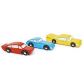 【美國Tender Leaf Toys】古董老爺車隊(經典復古車款)