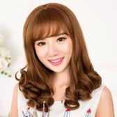 假髮(整頂.長髮)-日韓蓬鬆逼真氣質女假髮4色73ej3【時尚巴黎】