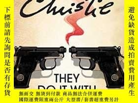 二手書博民逛書店They罕見Do It With Mirrors (Miss Marple)Y449926 Agatha Ch
