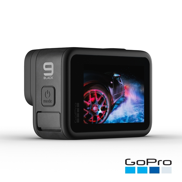 GoPro-HERO9 Black全方位運動攝影機CHDHX-901-LW