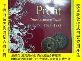 二手書博民逛書店Tribute罕見and Profit : Sino-Siamese Trade, 1652-1853【版權頁被撕