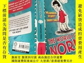 二手書博民逛書店The罕見World of Norm May Contain Nuts: 規範的世界 可能含有堅果.Y2003