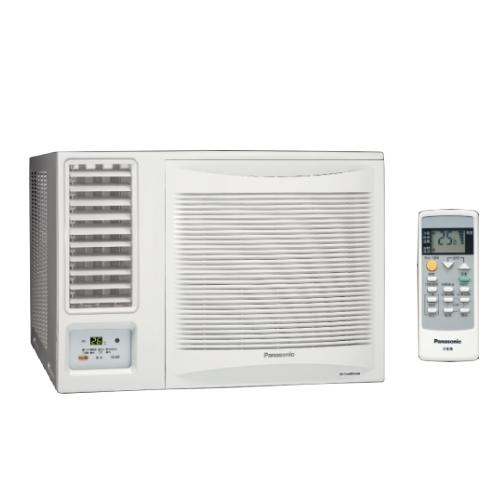 (含標準安裝)Panasonic國際牌定頻窗型冷氣11坪左吹CW-N68SL2